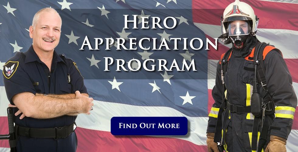 Hero Appreciation