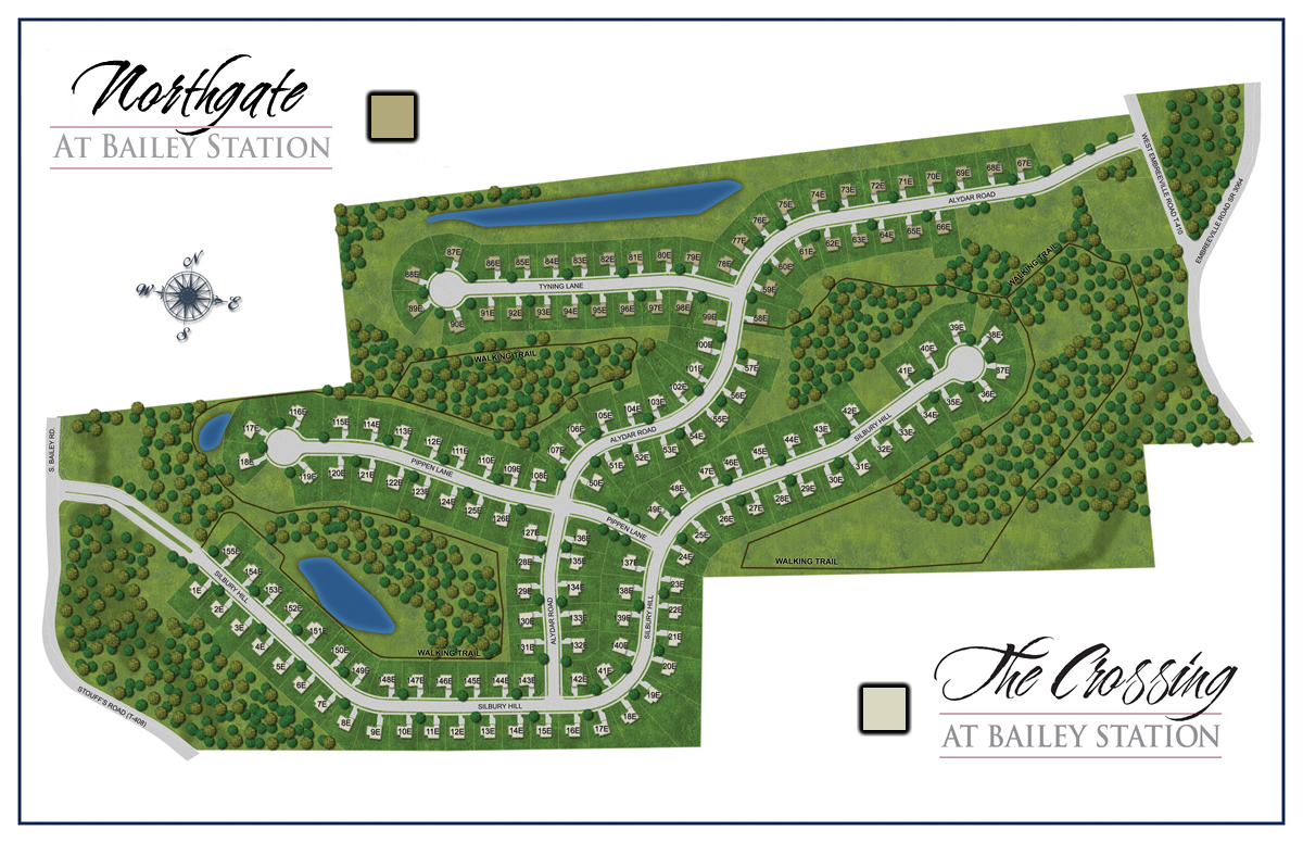 Northgate Community Map