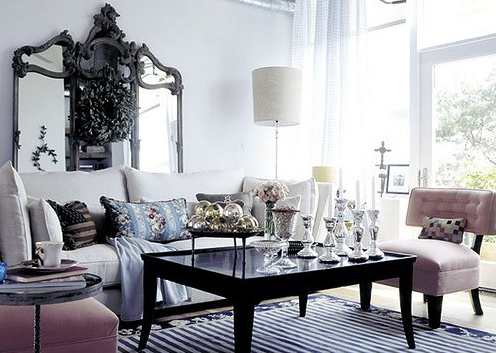 Glam Home Decor choosing decor for your new home | provident homes corp.