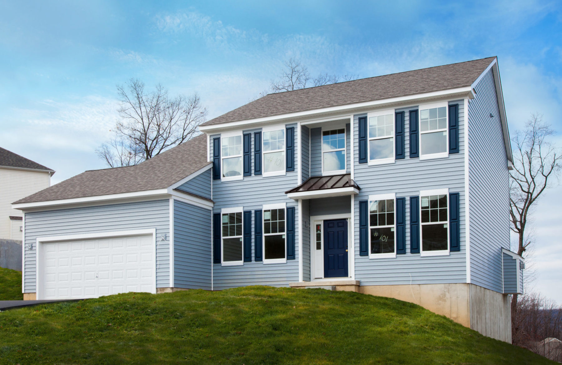 3365 Alydar Road, The Crossing At BaileyStation, Provident Homes, Downingtown New Homes