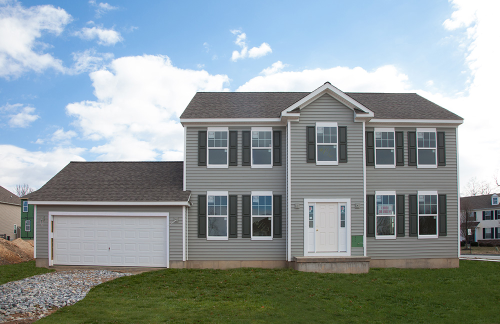 3304 Alydar Road, The Crossing At BaileyStation, Provident Homes, Downingtown New Homes
